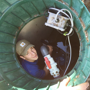 Real Estate Septic System Inspection